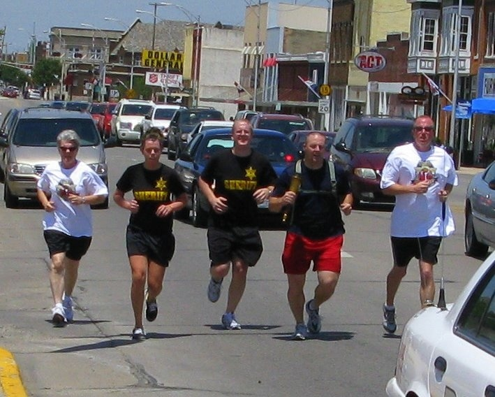2010 Torch Run picture