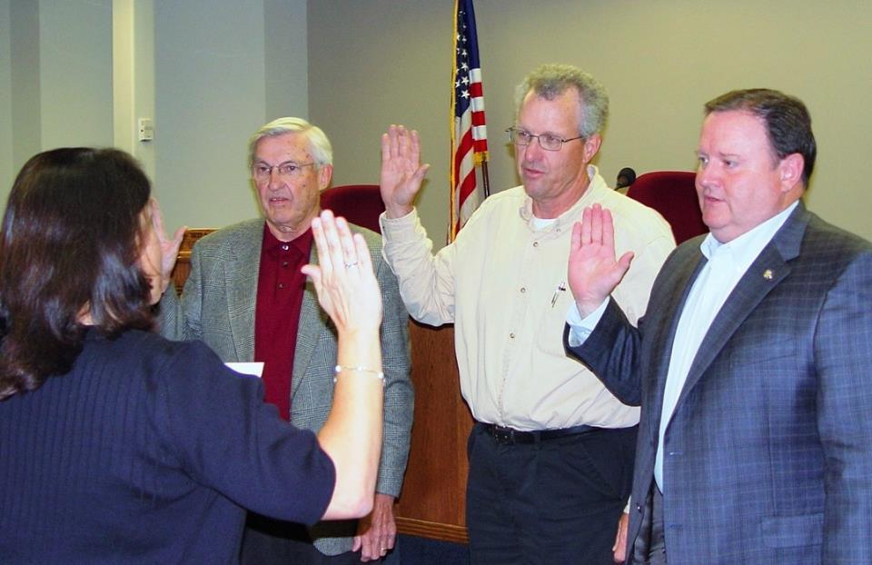 New Commissioners 2009