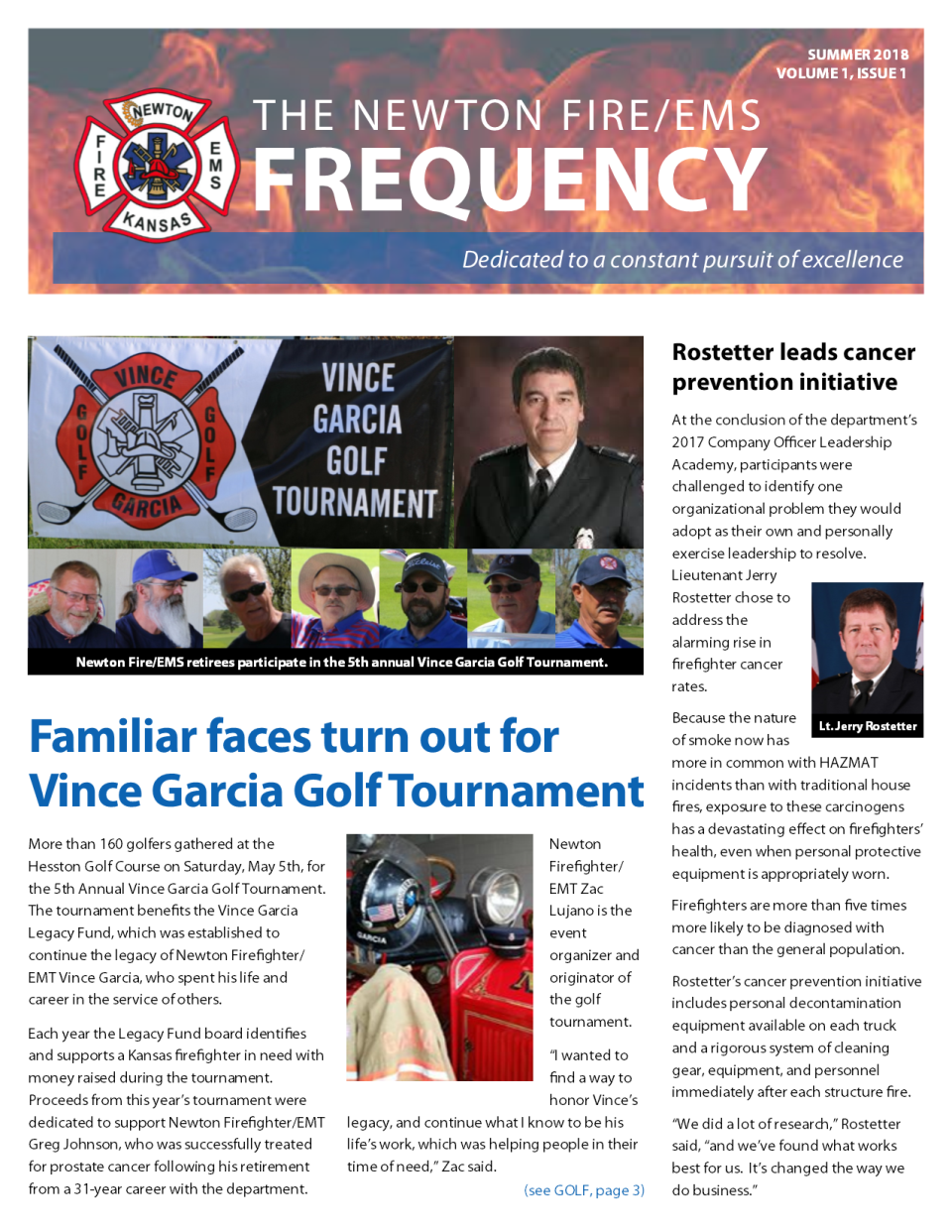 Fire_EMS FREQUENCY Vol I Issue I