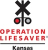 Kansas Operation Lifesaver Logo