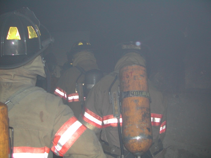 Training in the Smoke