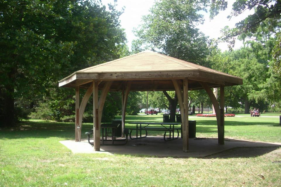 Athletic Gazebo