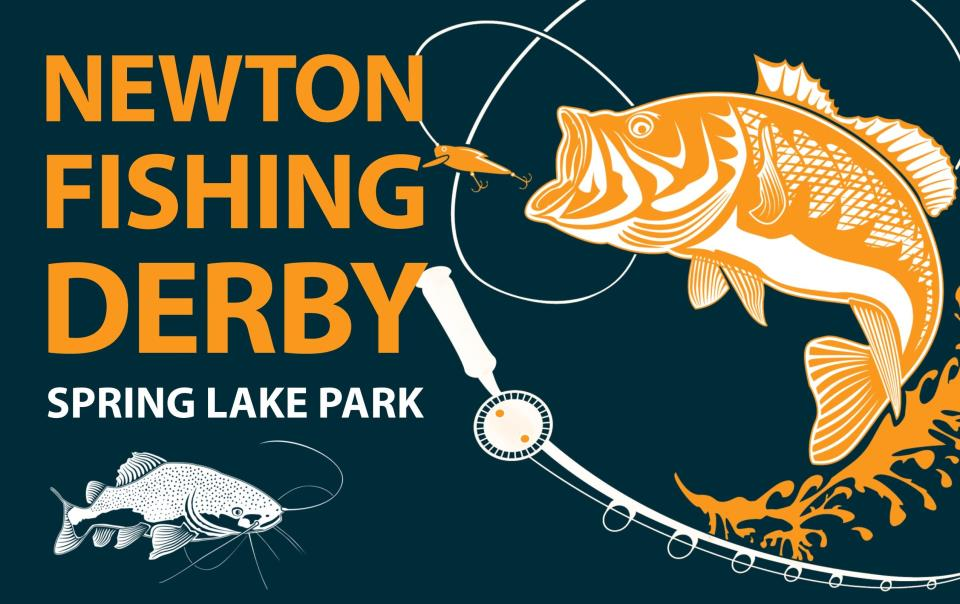 Fishing Derby 2019 at Spring Lake Park